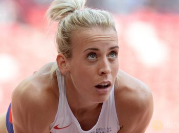 Lynsey Sharp expects to challenge for gold