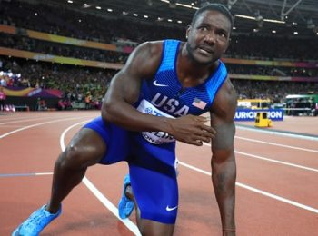 Justin Gatlin set to feature in Doha after injury scare