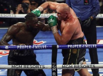 Fury Defeats Wilder in Seventh Round Stoppage