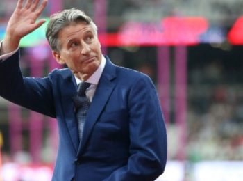 World Athletics Chief, Coe Doesn't See Need To Postpone Olympics Just Yet