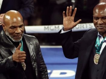Holyfield Wants Fixture With Tyson
