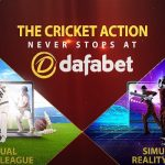 The Cricket Action never stops at Dafabet