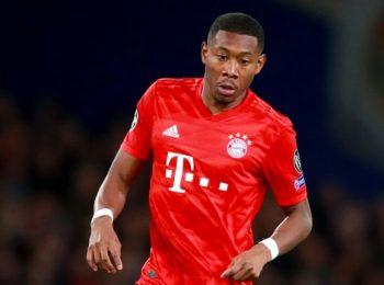 Bayern President calm over David Alaba's future