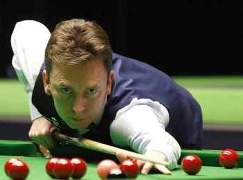 Ken Doherty Seal Place in Last-32