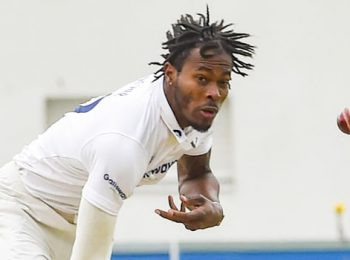 Jofra Archer Shines On Return Game With Sussex