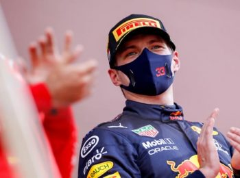Verstappen Drives To Victory In Monaco GP