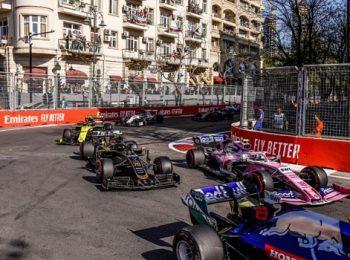 Azerbaijan Grand Prix Preview
