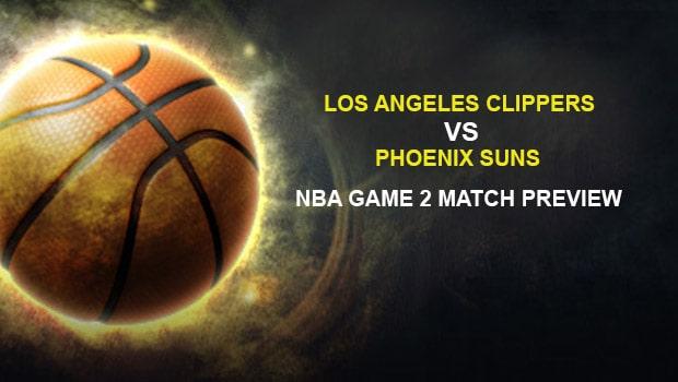Los Angeles Clippers vs Phoenix Suns