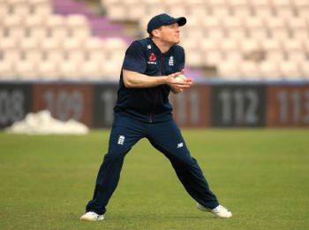 England Captain Eoin Morgan Says Dropping From World's Cup Squad An Option