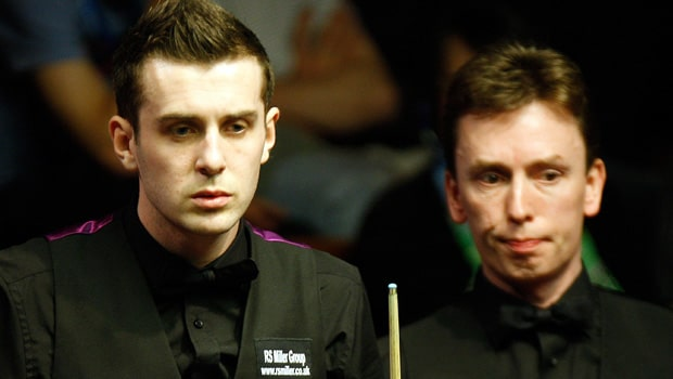 Ken Doherty and Mark Selby progress in German Masters Qualifiers